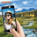 Spesifikasi Evercoss Winner Y Selfie, Hp Android MarshMallow