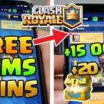 Cara Cheat Clash Royale Unlimited Gems dan Coins 2018