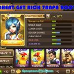 Cara Cheat Let's Get Rich Free Diamon dan Gold 2018